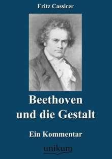 Fritz Cassirer: Beethoven und die Gestalt, Buch