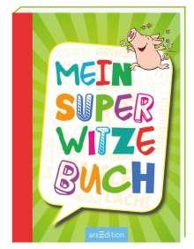 Ute Löwenberg: Mein super Witzebuch, Buch
