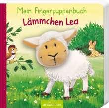 Andrea Gerlich: Mein Fingerpuppenbuch - Lämmchen Lea, Buch