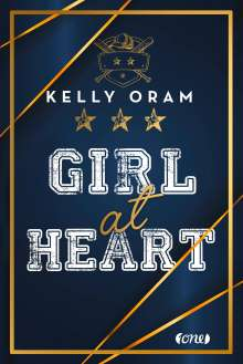 Kelly Oram: Girl At Heart, Buch