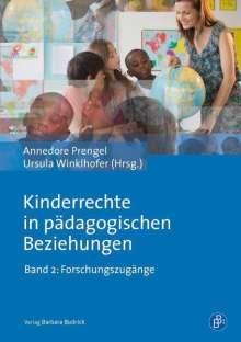 Kinderrechte in pädagogischen Beziehungen, Buch