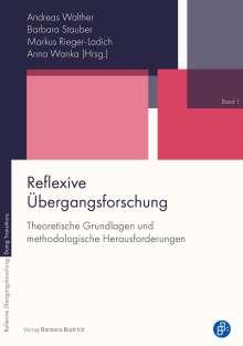 Reflexive Übergangsforschung, Buch
