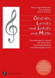 Hans-Jürgen Boßmeyer: Coachen, Lehren und Lernen mit Musik, Buch