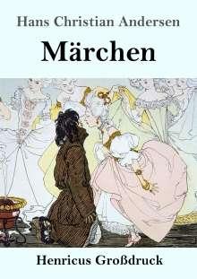 Hans Christian Andersen: Märchen (Großdruck), Buch