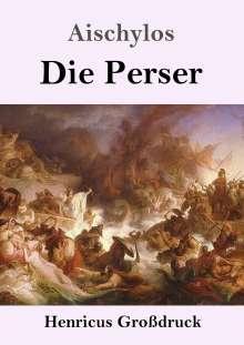 Aischylos: Die Perser (Großdruck), Buch