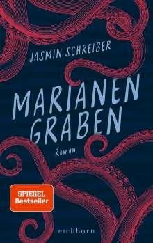 Jasmin Schreiber: Marianengraben, Buch