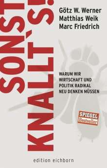 Matthias Weik: Sonst knallt's!, Buch