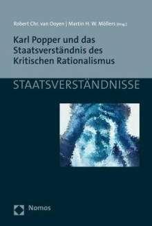 Karl Popper und das Staatsverständnis des Kritischen Rationalismus, Buch