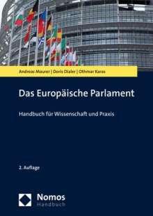 Andreas Maurer: Das Europäische Parlament, Buch