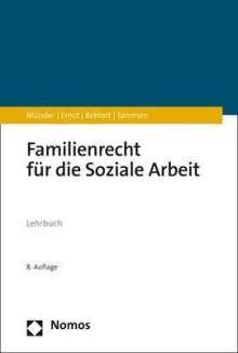 Johannes Münder: Familienrecht für die Soziale Arbeit, Buch