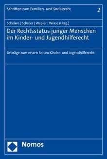 Der Rechtsstatus junger Menschen im Kinder- und Jugendhilferecht, Buch