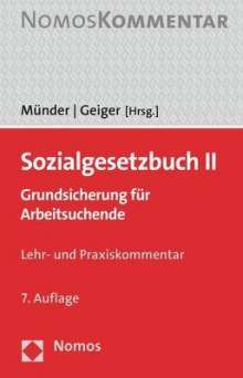 Sozialgesetzbuch II, Buch