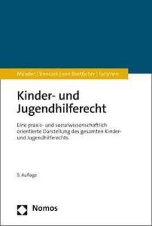 Johannes Münder: Kinder- und Jugendhilferecht, Buch