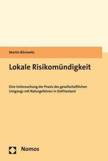 Martin Bönewitz: Lokale Risikomündigkeit, Buch