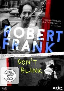 Robert Frank - Don't Blink (OmU), DVD