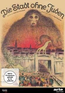 Die Stadt ohne Juden (1924), DVD
