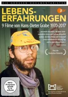 Lebenserfahrungen - 9 Filme von Hans-Dieter Grabe 1970-2017, 2 DVDs