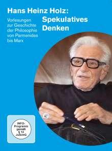 Hans Heinz Holz: Spekulatives Denken, 2 DVDs