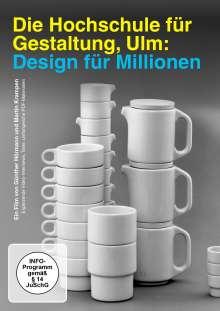 Die Hochschule für Gestaltung Ulm - Design für Millionen, DVD
