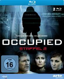 Occupied Staffel 2 (Blu-ray), 2 Blu-ray Discs
