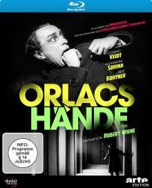 Orlacs Hände (Blu-ray), Blu-ray Disc
