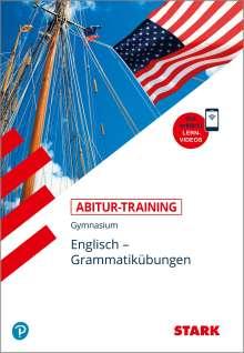 Rainer Jacob: Abitur-Training - Englisch Grammatikübungen Oberstufe, mit Videoanreicherung, Buch