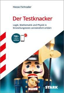 STARK Der Testknacker - Logik, Mathematik und Physik in Einstellungstests verständlich erklärt, 1 Buch und 1 Diverse