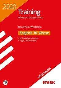 Lösungen zu Training Mittlerer Schulabschluss 2020 - Englisch - NRW, Buch