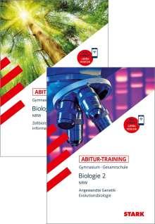 Rolf Brixius: STARK Abitur-Training - Biologie Band 1 + 2 - NRW, Buch