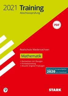 STARK Training Abschlussprüfung Realschule 2021 - Mathematik - Niedersachsen, Buch