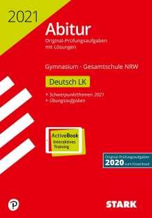 STARK Abiturprüfung NRW 2021 - Deutsch LK, 1 Buch und 1 Diverse