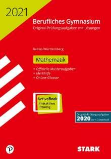 STARK Abiturprüfung Berufliches Gymnasium 2021 - Mathematik - BaWü, 1 Buch und 1 Diverse