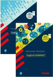 Rainer Jacob: STARK Englisch-Kompakt - Wortschatz Oberstufe + Kurzgrammatik, 1 Buch und 1 Diverse