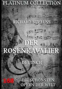 Richard Strauss: Der Rosenkavalier, Buch