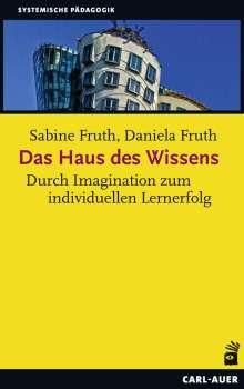 Sabine Fruth: Das Haus des Wissens, Buch