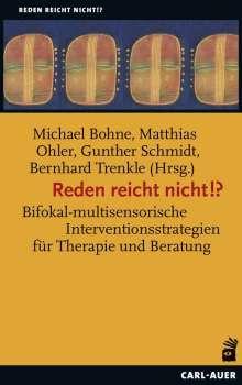 Michael Bohne: Reden reicht nicht!?, Buch