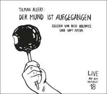 Tilmann Allert: Der Mund ist aufgegangen, CD
