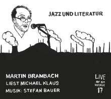 Michael Klaus: Jazz und Literatur, CD