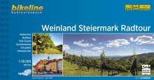 Weinland Steiermark Radtour, Buch