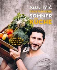 Paul Ivic: Vegetarische Sommerküche, Buch