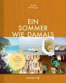 Claudio Del Principe: Ein Sommer wie damals, Buch