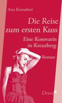 Arta Ramadani: Die Reise zum ersten Kuss, Buch