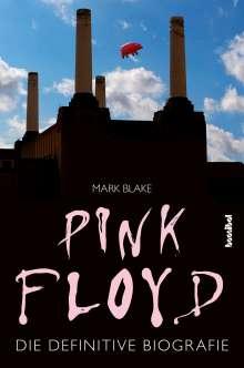 Mark Blake: Pink Floyd, Buch