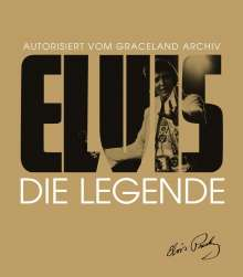 Gillian G. Gaar: Elvis - Die Legende, Buch