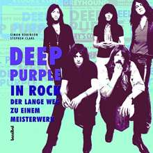 Simon Robinson: Deep Purple, Buch