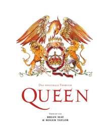Harry Doherty: Queen, Buch