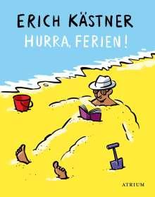 Erich Kästner: Hurra, Ferien!, Buch