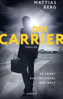Mattias Berg: Der Carrier, Buch