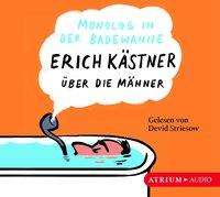 Erich Kästner: Monolog in der Badewanne, CD