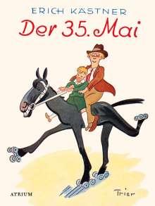 Erich Kästner: Der 35. Mai, Buch